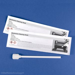Cleaning Swab for Cash Handling Technology