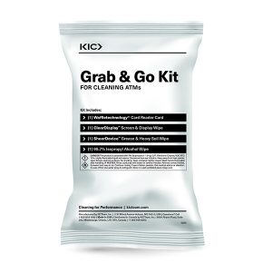 Grab 'n Go Cleaning Kit for ATMs