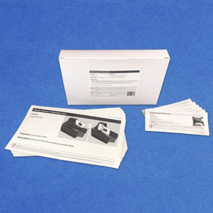 Cleaning Kit for Check Scanners