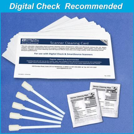 Digital Check Scanner Branch Capture Cleaning Kit