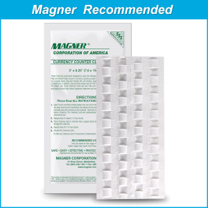 Waffletechnology for Magner Currency Counters with WonderSolvent