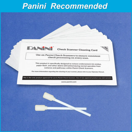 Panini My Vision & Vision Next Check Scanner Cleaning Kit