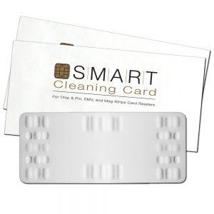 Waffletechnology for SMART Payment Card Readers with 99.7% IPA