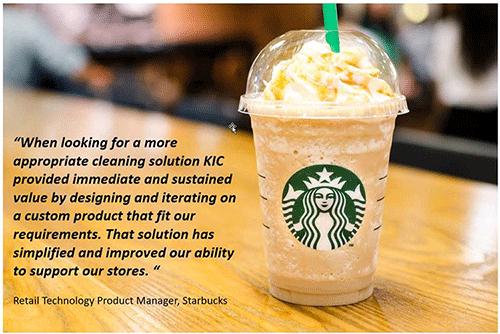 Starbucks Endorsement