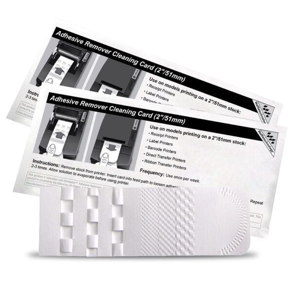 """Waffletechnology for 2"""" Receipt Thermal Printers"""