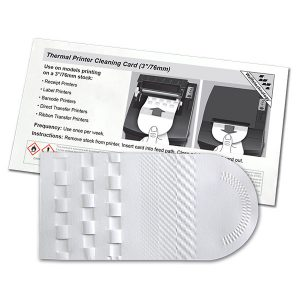 """Waffletechnology for 3"""" Thermal Printers"""