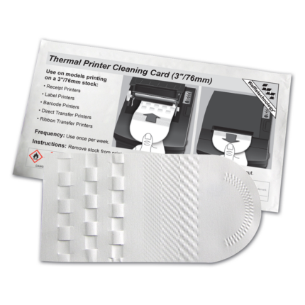 """Waffletechnology for 3"""" Thermal Printers (KW3-T36B15)"""